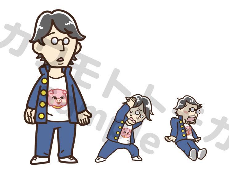 情報サイトのイメージキャラクター制作(個人様)